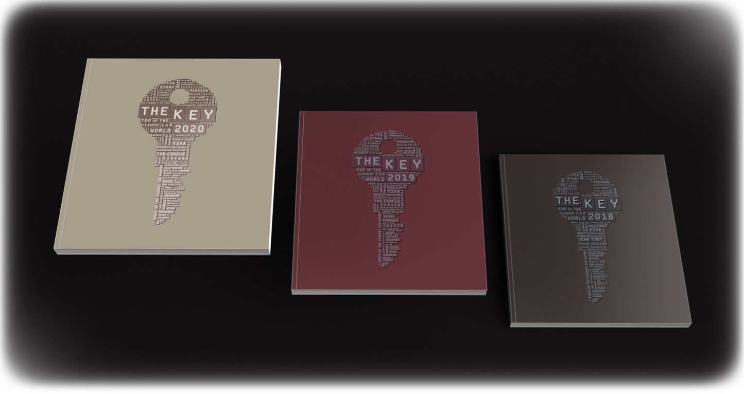 The Key books