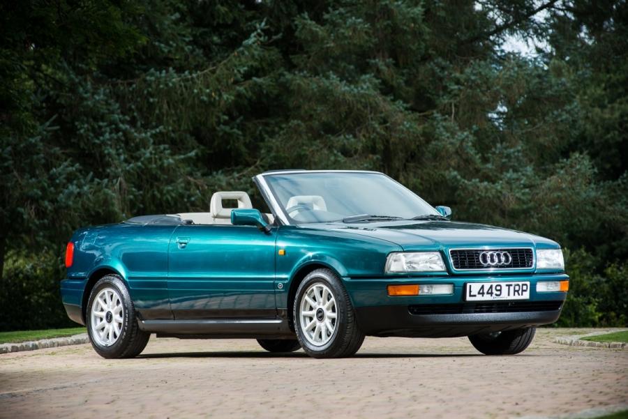 Lady Di's 1994 Audi 80 2.6 Cabriolet