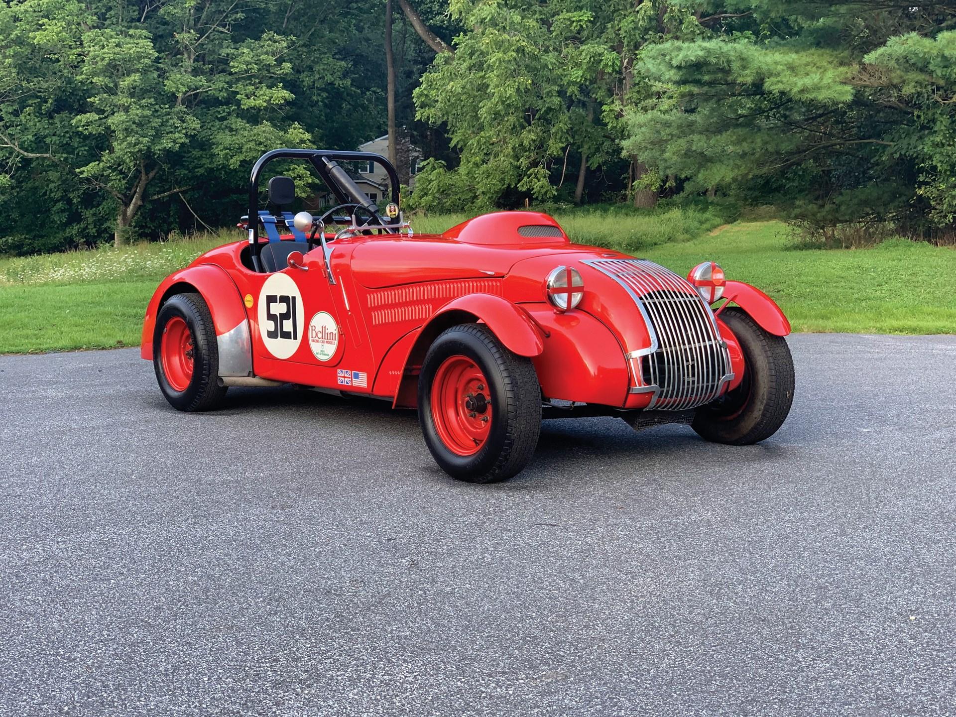 1948 Allard K1 sold for $50,600