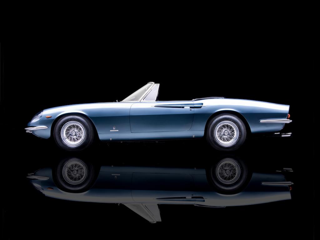 Ferrari 365 California produced from 1966 to 1967