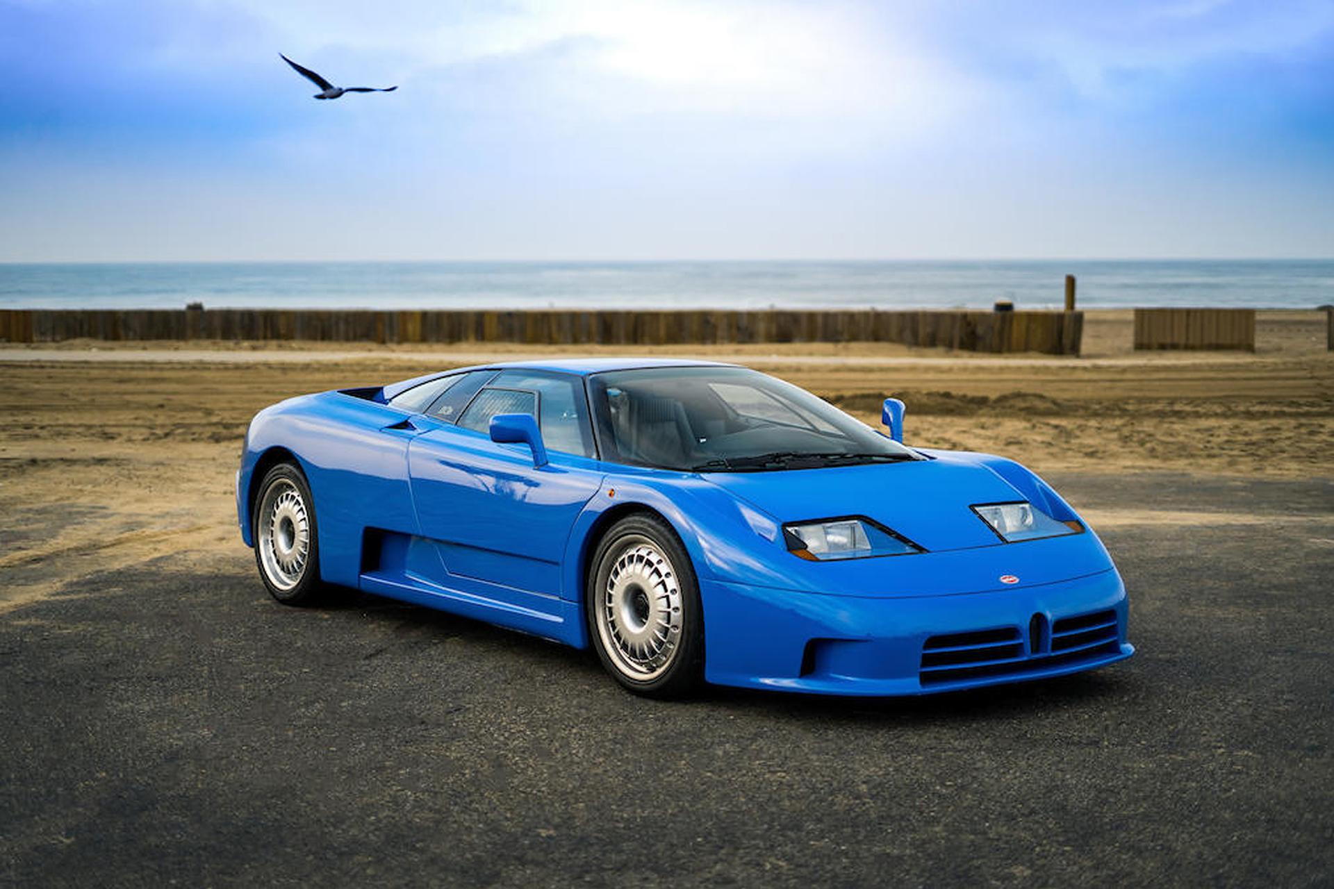 Hypercar Chapter 2 Bugatti Eb 110 Versus Mclaren F1 What A Match The Classic Car Trust