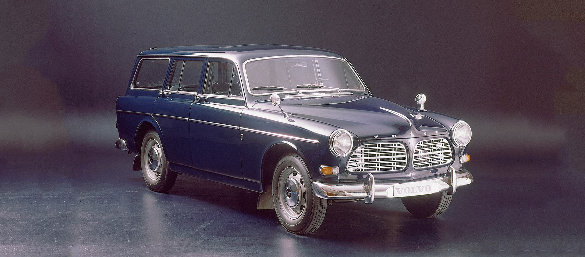 Volvo P220 Amazon When Luxury Is A Station Wagon The Classic Car Trust