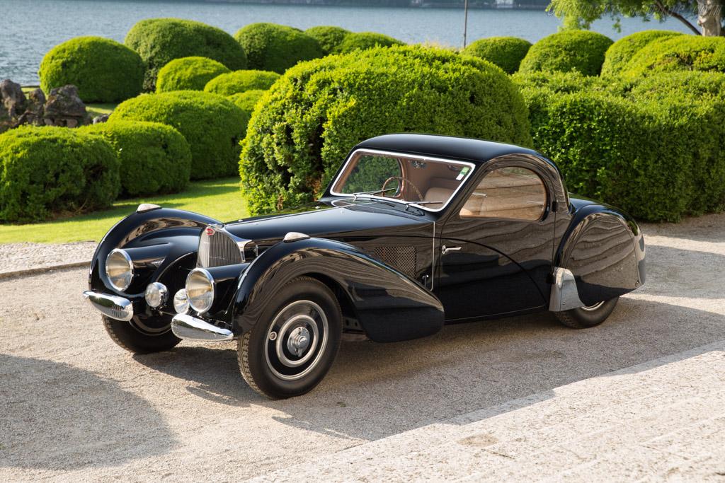 Bugatti Type 57 SC Atalante (1938)