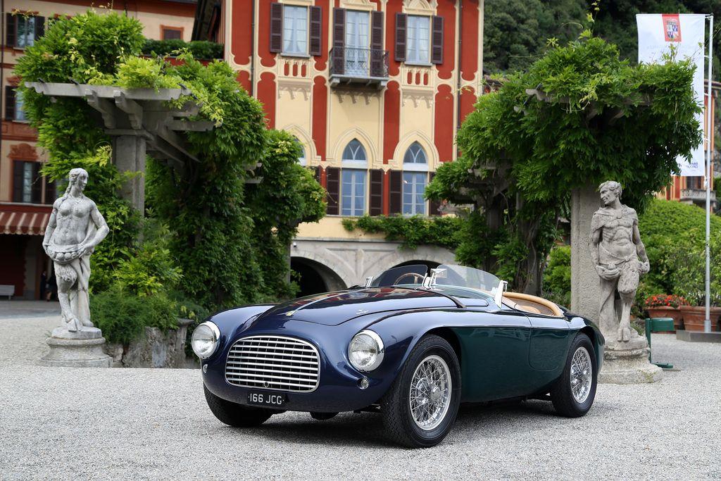 Ferrari 166MM Barchetta (1948)