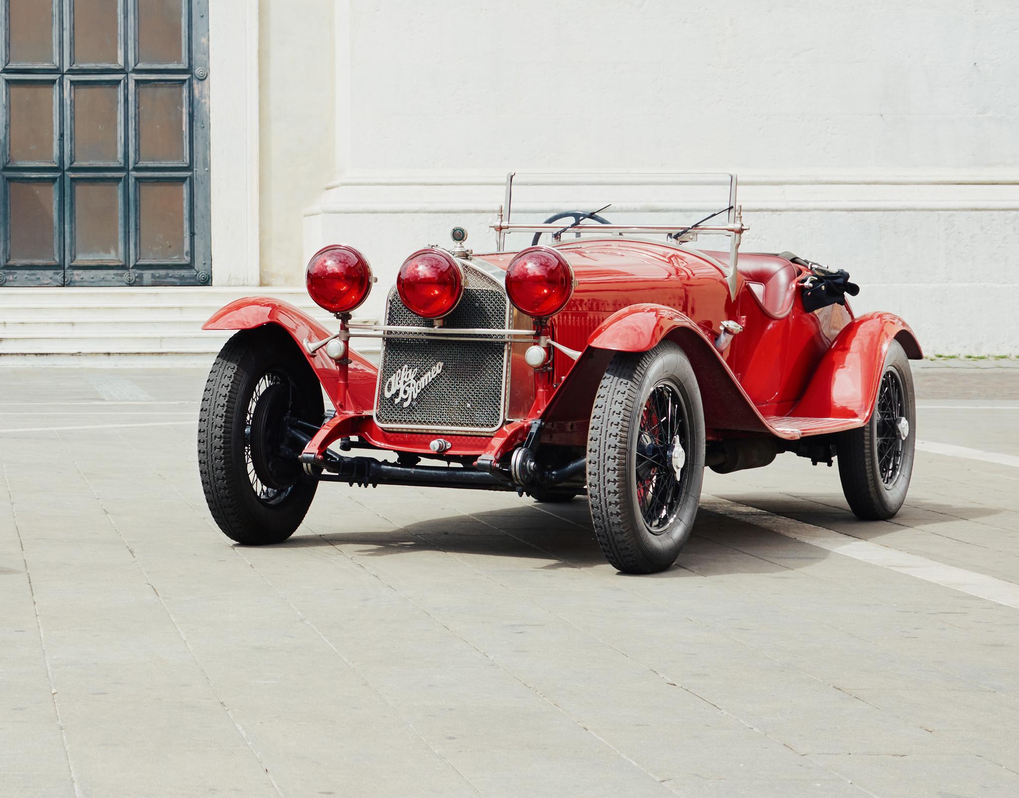 Alfa Romeo 6C 1750 GS (1930)