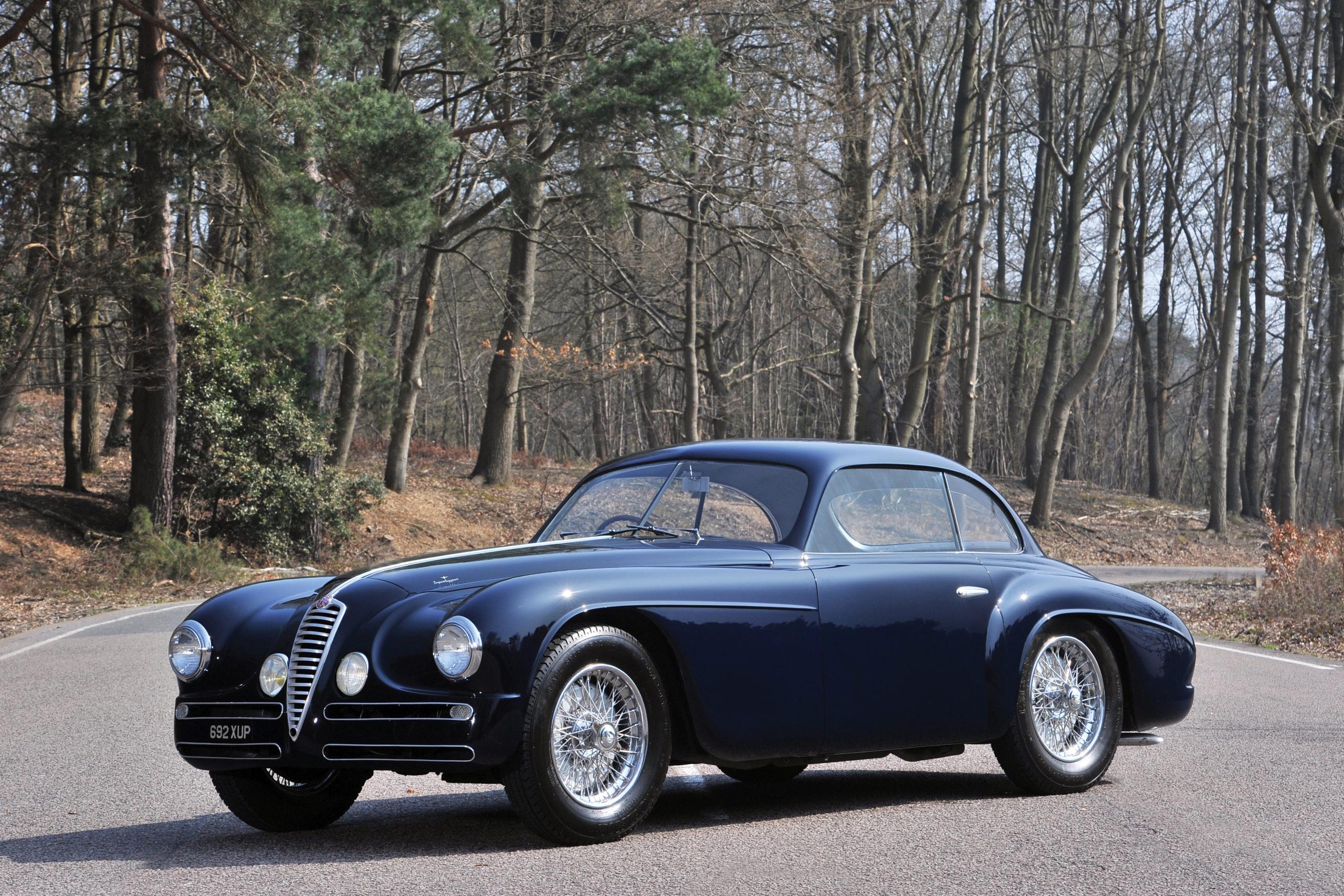 Alfa Romeo 6C 2500 Villa d'Este (1949)