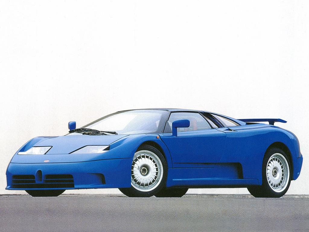 Bugatti EB110 (1993)