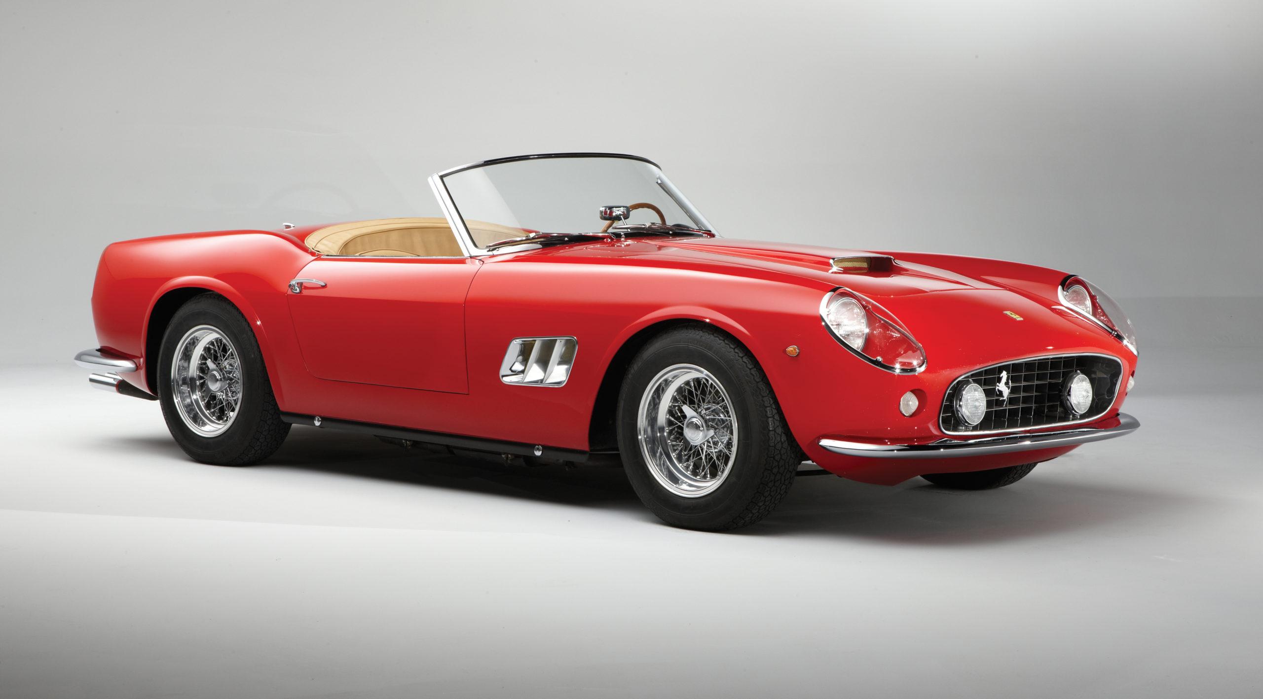Ferrari 250GT SWB California (1960)