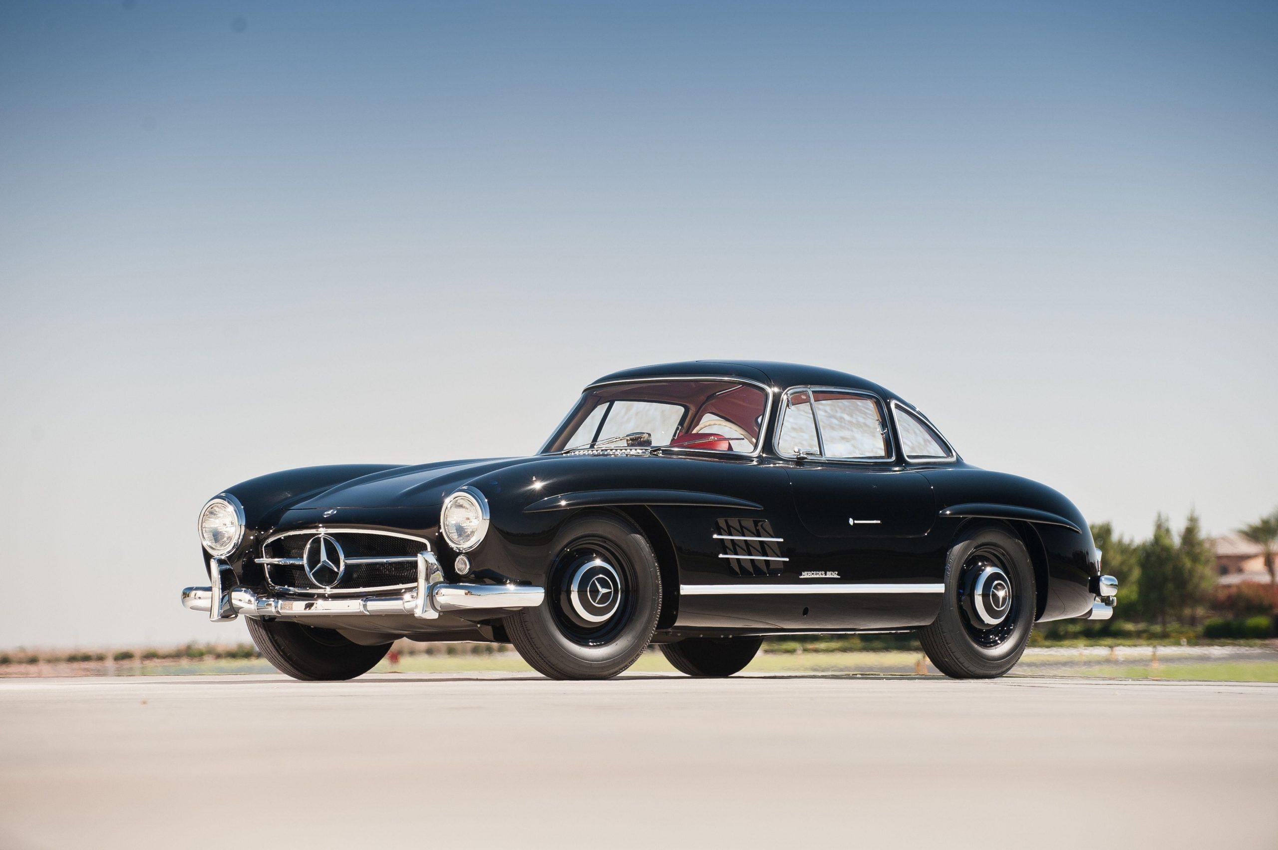 """Mercedes-Benz 300SL """"Gullwing"""" (1955)"""