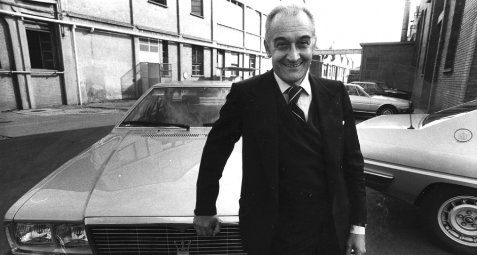 Maserati was for Alejandro de Tomaso a source of both joy and pain. The dazzling story of the collection of historical models helps to understand the astuteness of the man