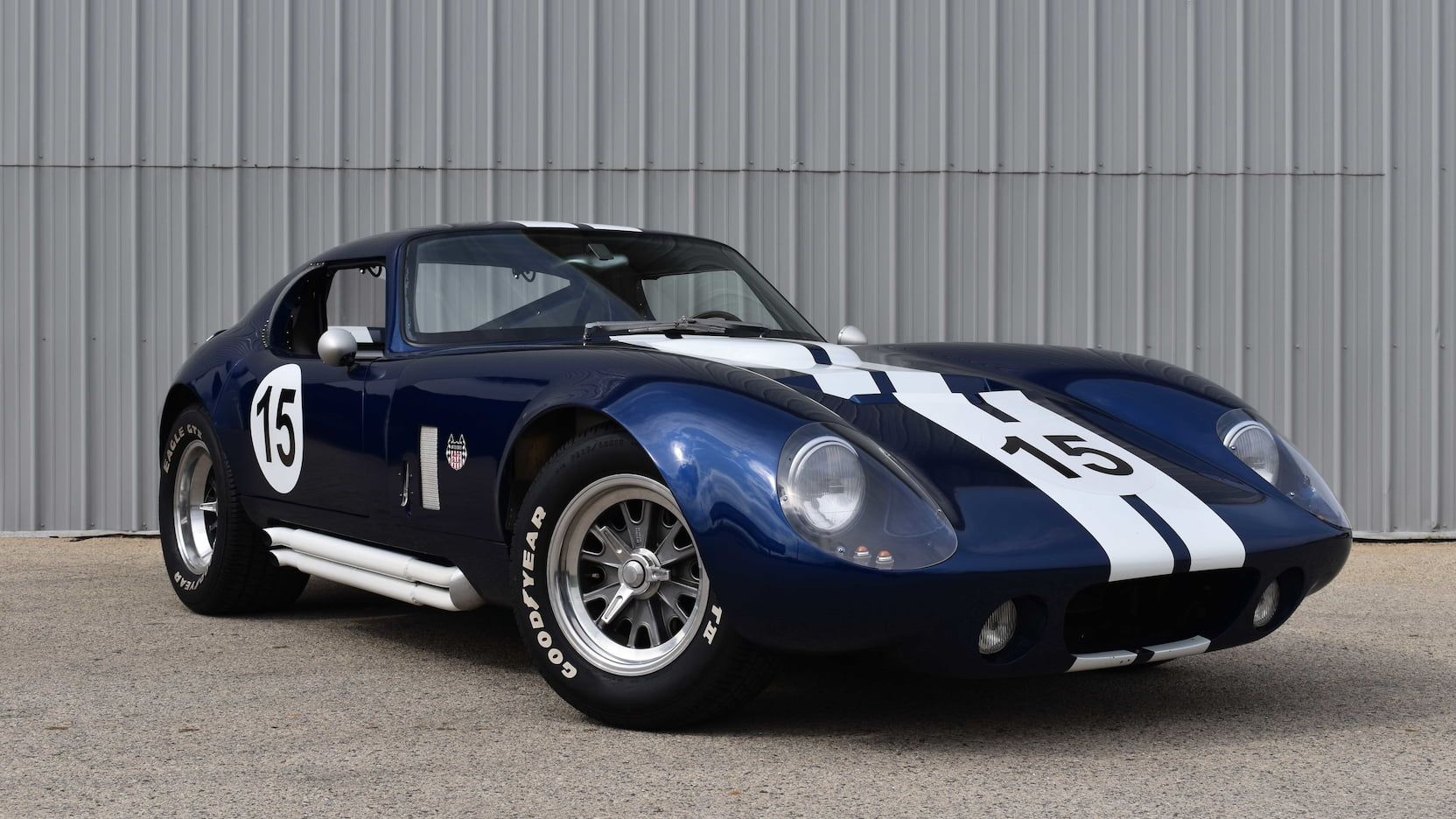 1966 ShelbyCobra Daytona Replica