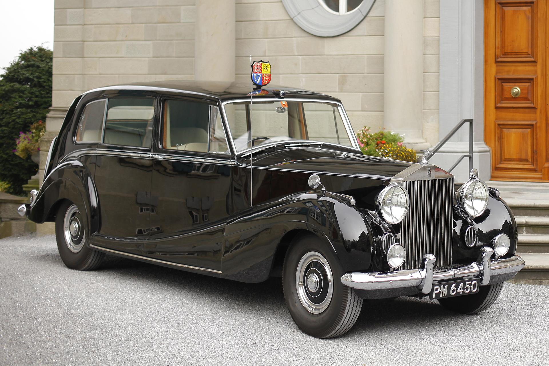1954 Rolls-Royce-Phantom-IV-Limousine-'Princess-Margaret'