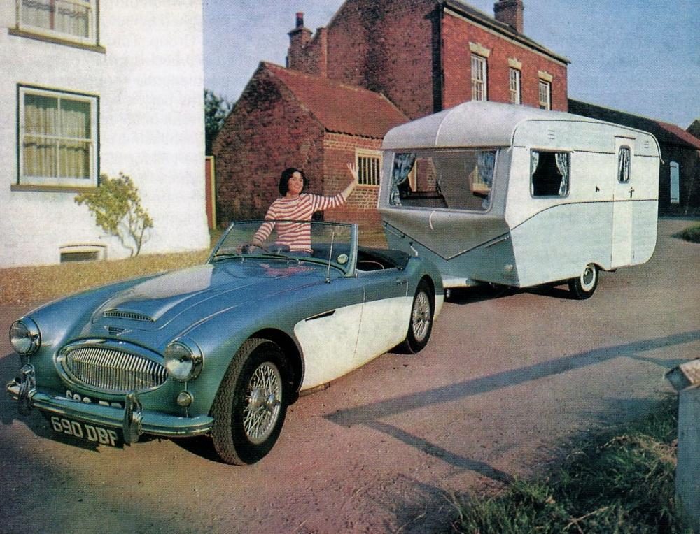 Bessie 1964 with AH