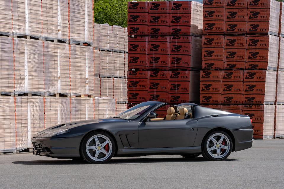 2005 Ferrari 575 Superamerica