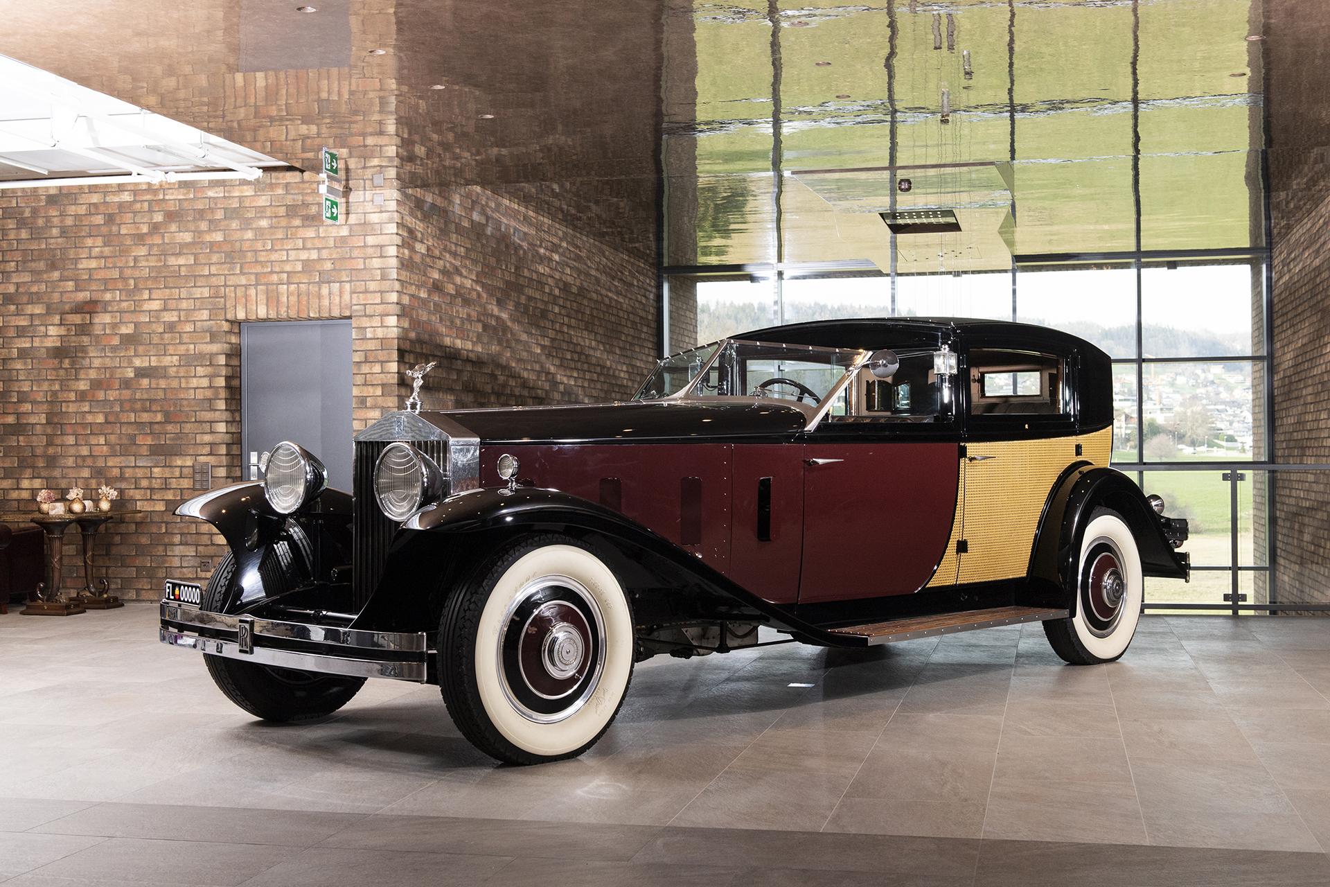 1933 Rolls-Royce-Phantom-II-Special-Brougham