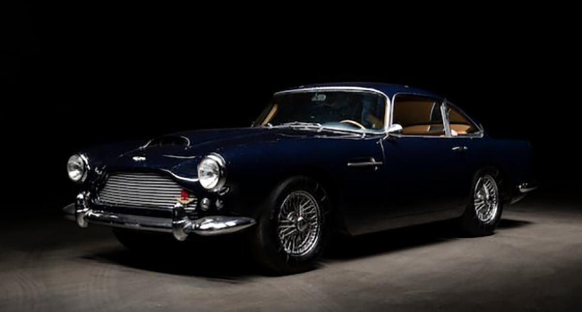 1960 Aston Martin DB4 S2