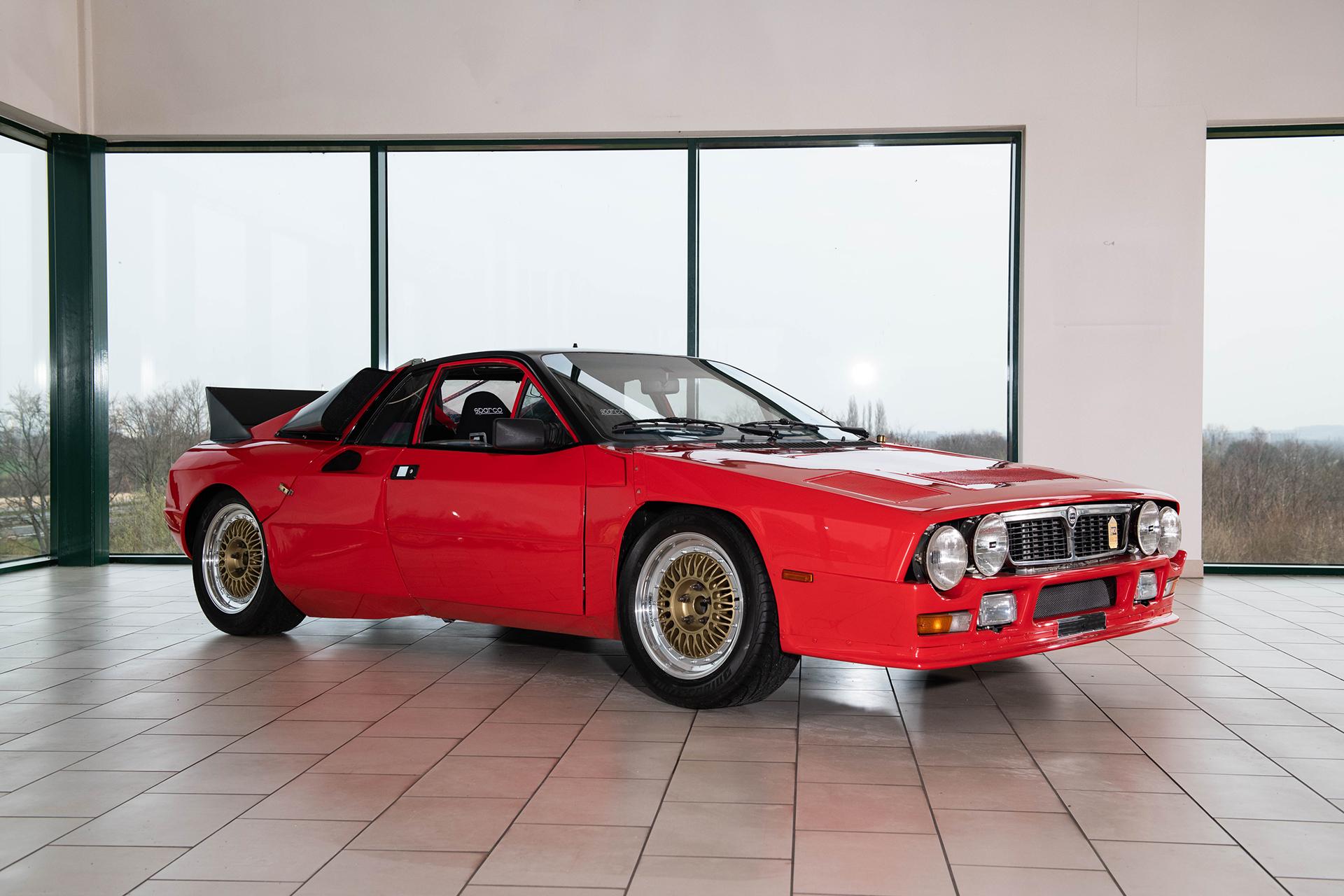 1980 Lancia-Rally-SE-037-Prototype