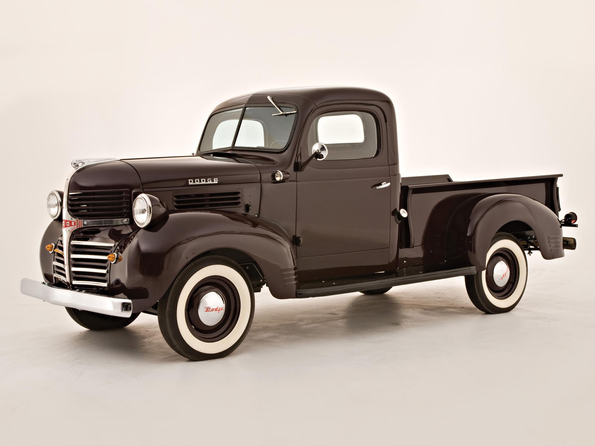 1941 Dodge Job-Rated
