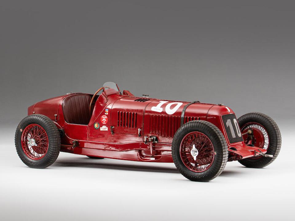 1928 Maserati Tipo 26B