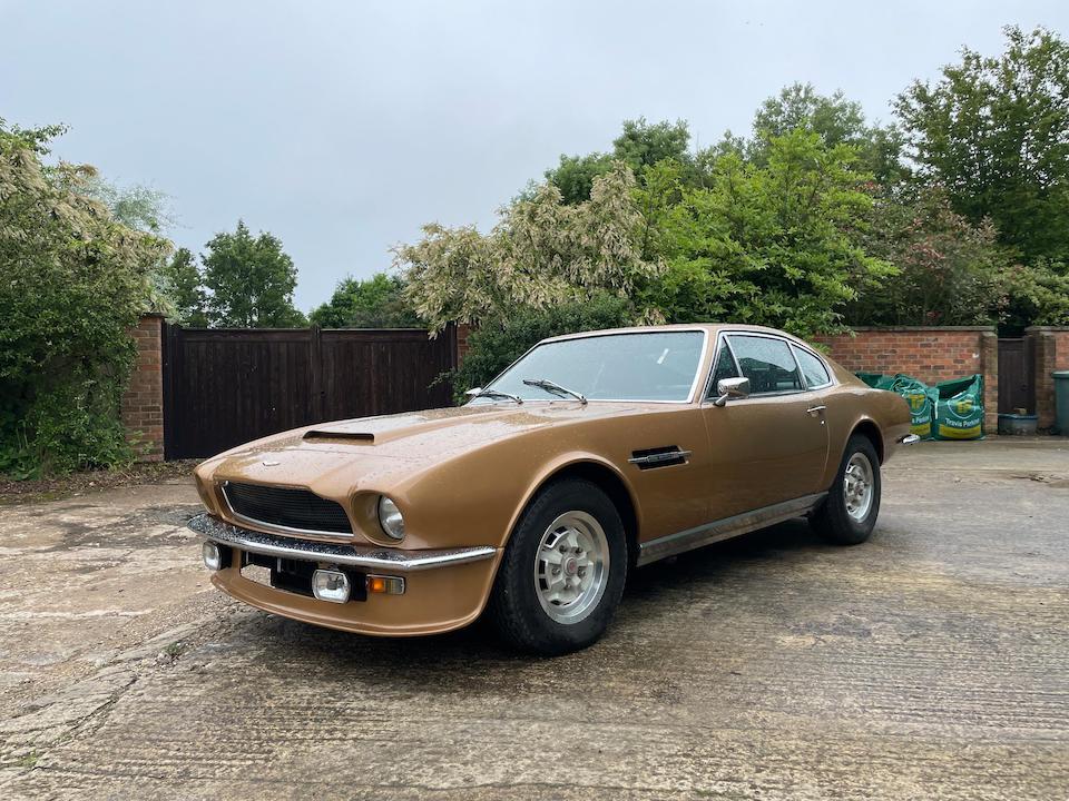 1972 Aston Martin V8 S2