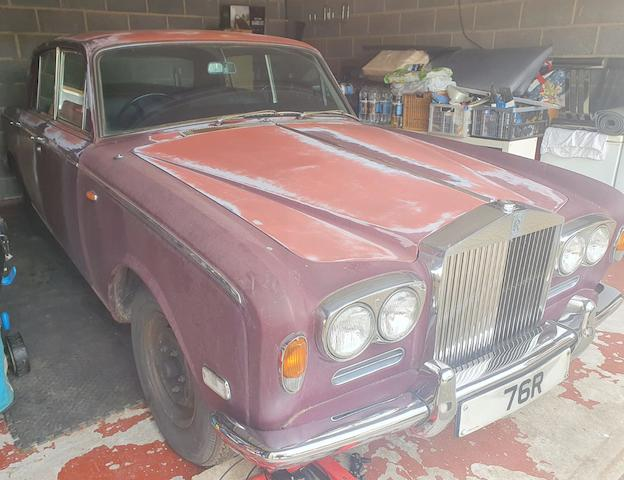 1972 Rolls-Royce Silver Shadow S1