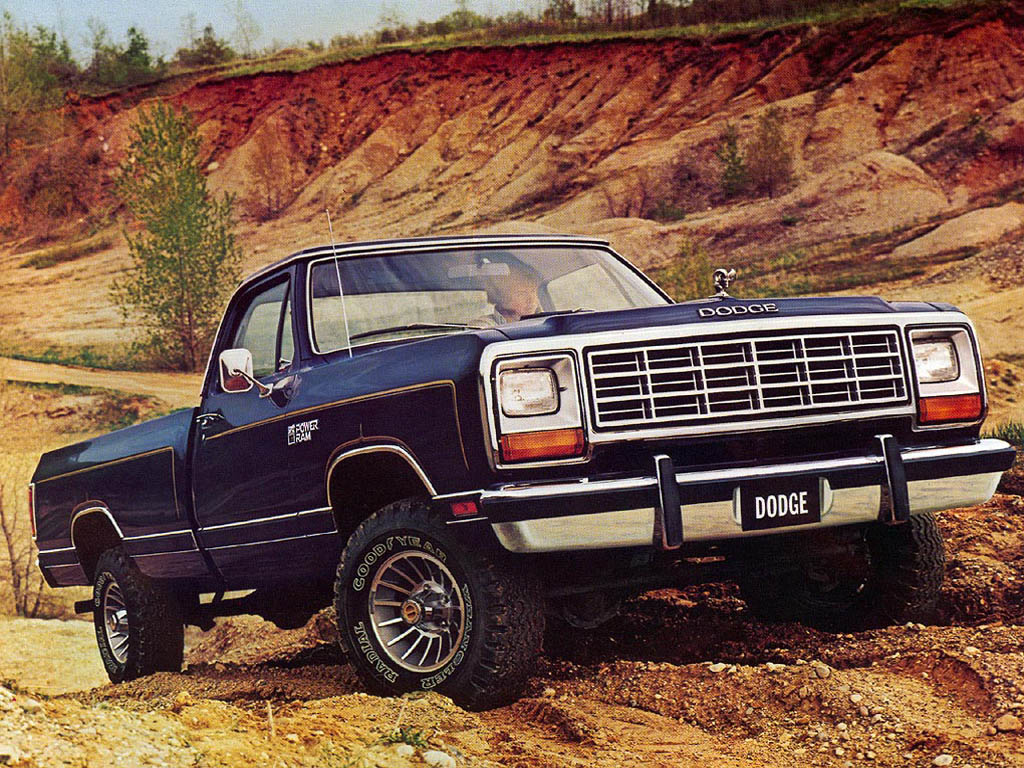 1980s pick-ups