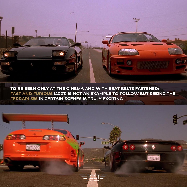Ferrari 365 Fast and Furious