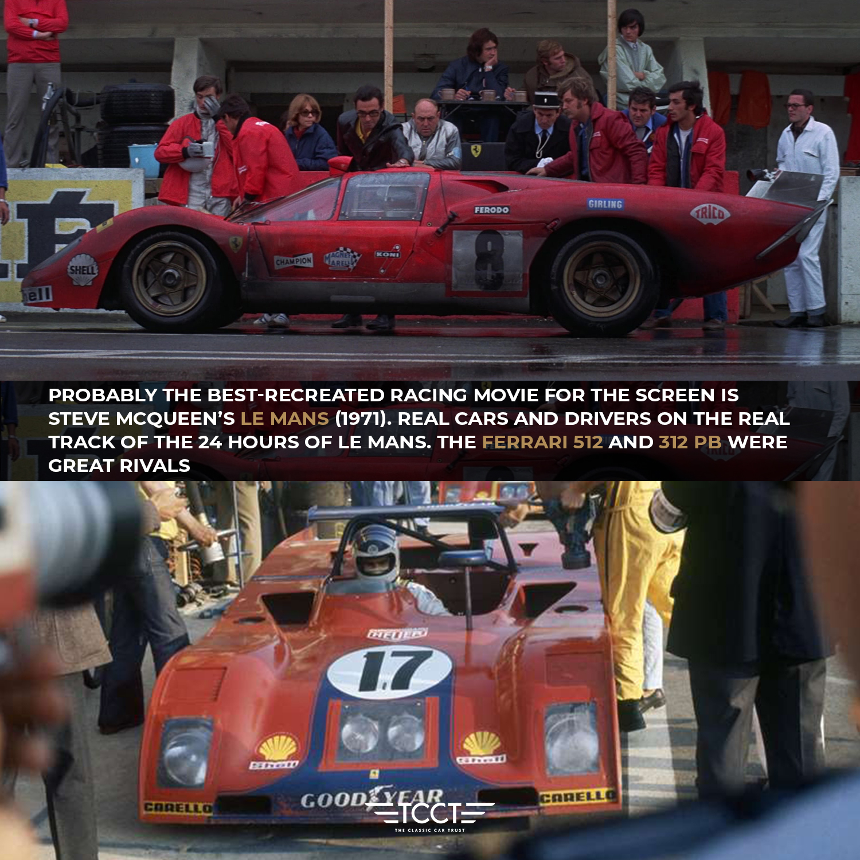 Le Mans Ferrari