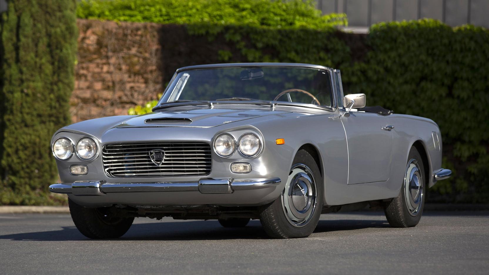 1960 Lancia Flaminia GT Convertible