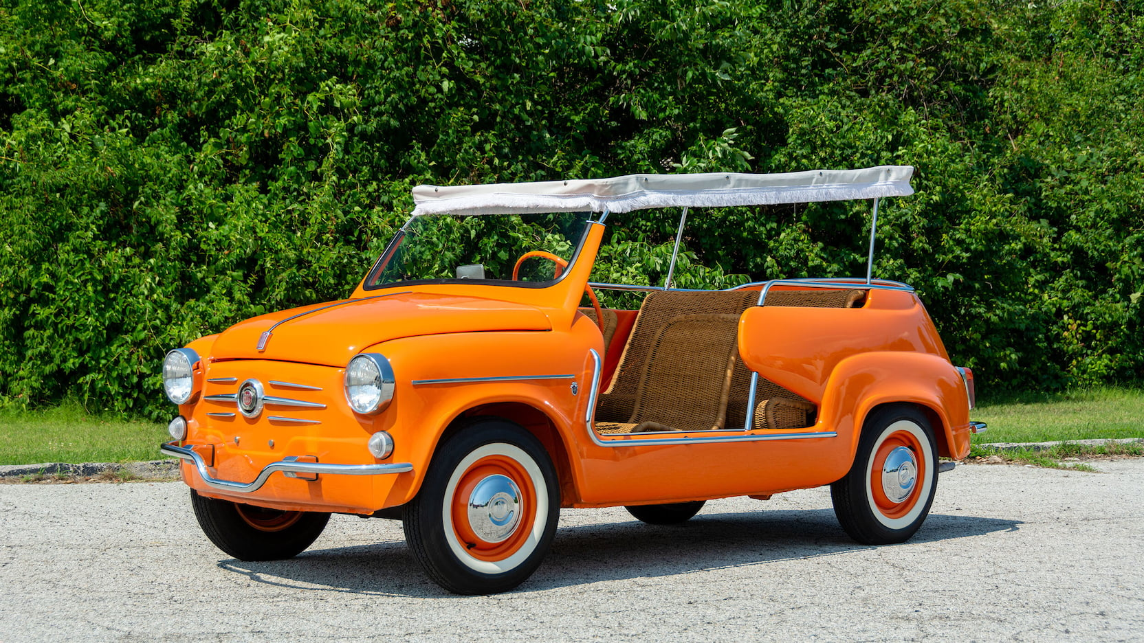 1964 Fiat 600 Jolly