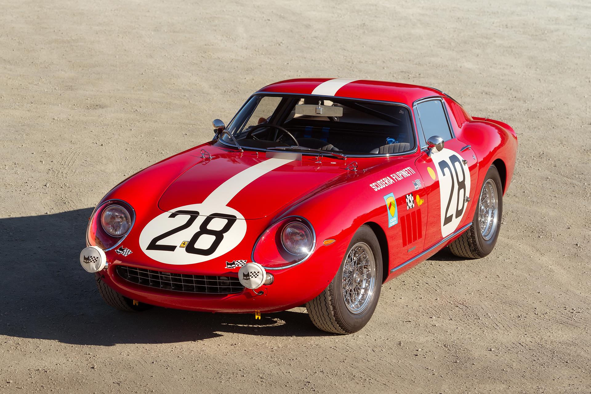 1966 Ferrari 275 GTB Competizione by Scaglietti