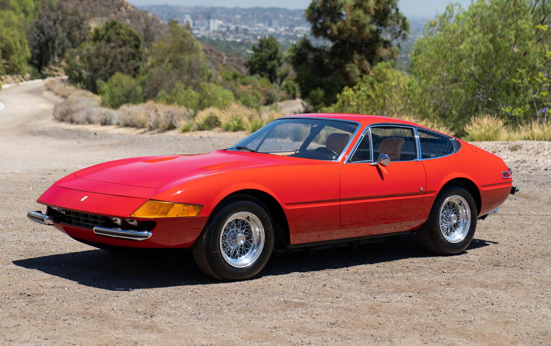 1973 Ferrari 365 GTB:4 Daytona