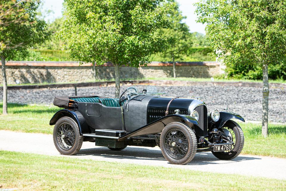 1926 Bentley 3-Litre Tourer
