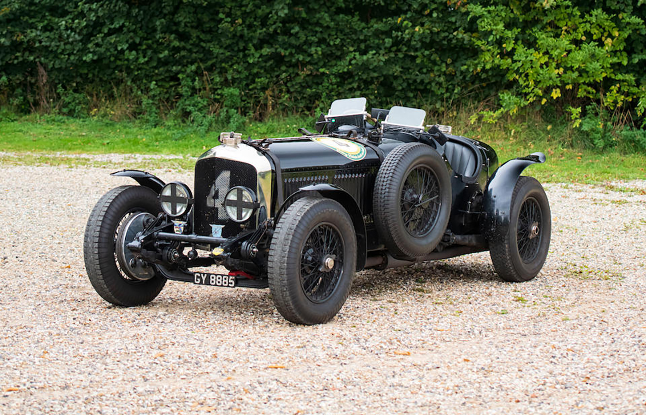 1931 Bentley 4:8-Litre Two-Seater