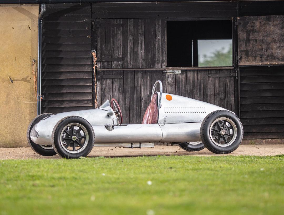 1950 Cooper Mark V Formula 3