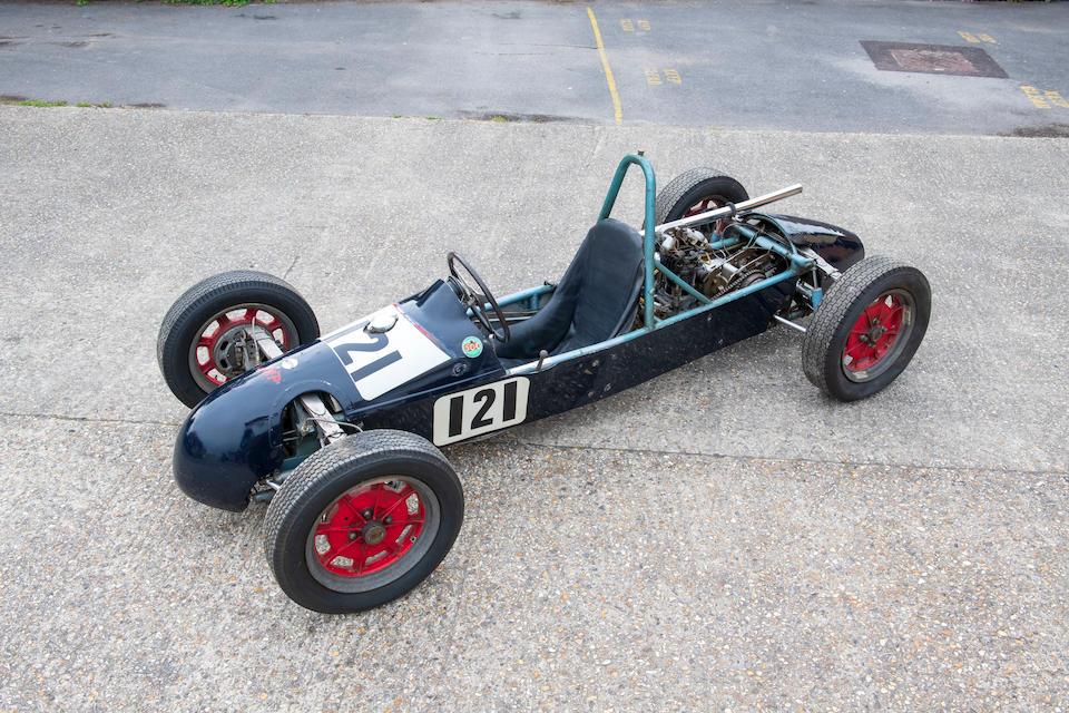 1953 Beart-Cooper-Jap MK VIIA 500cc Formula 3