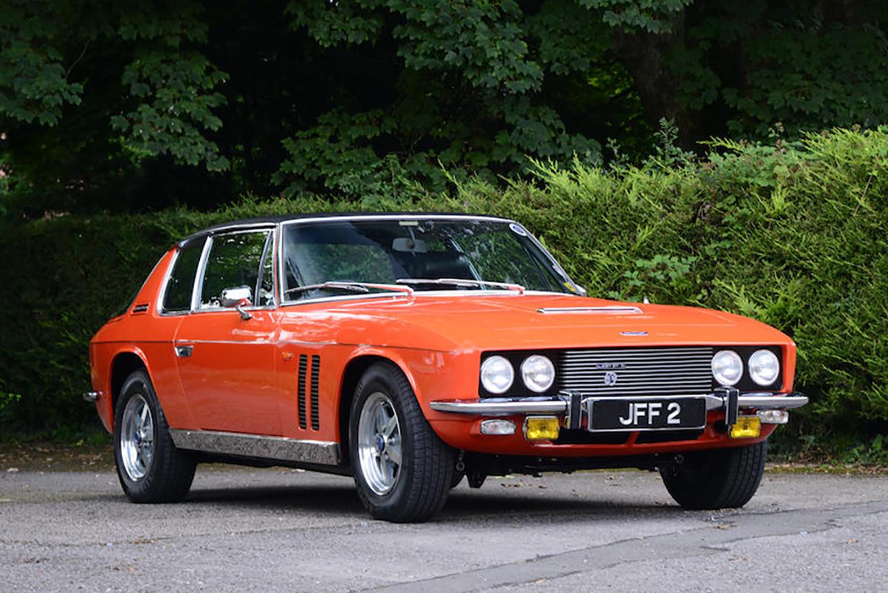 1971 Jensen FF MKII Coupe
