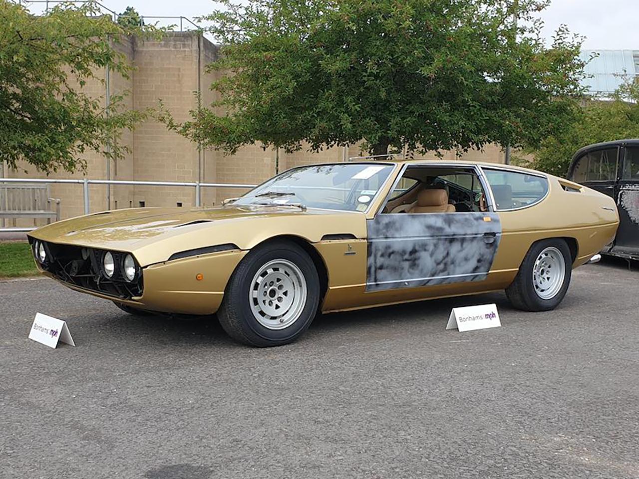 1973 Lamborghini Espada Coupé