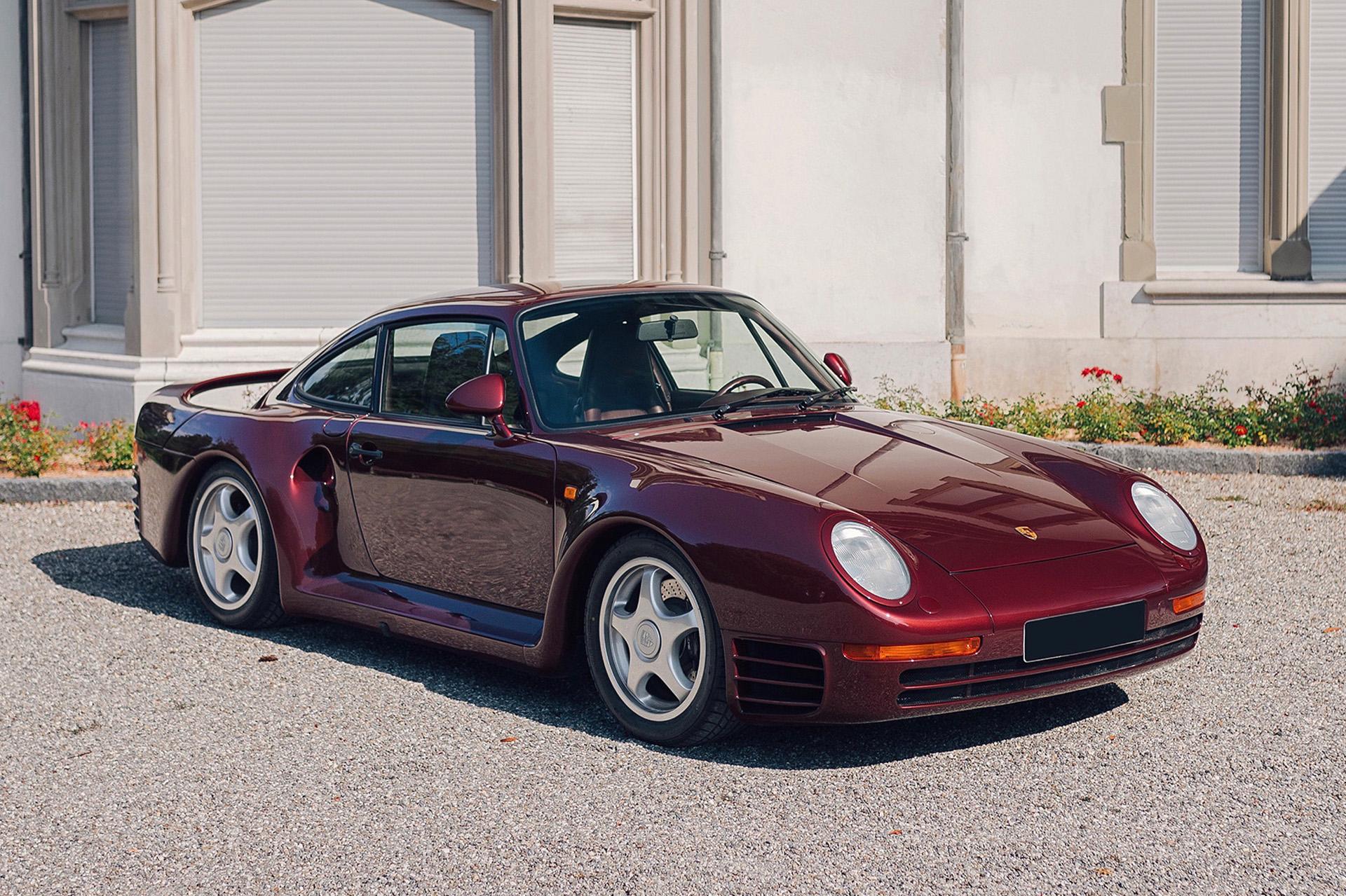 1989 Porsche 959