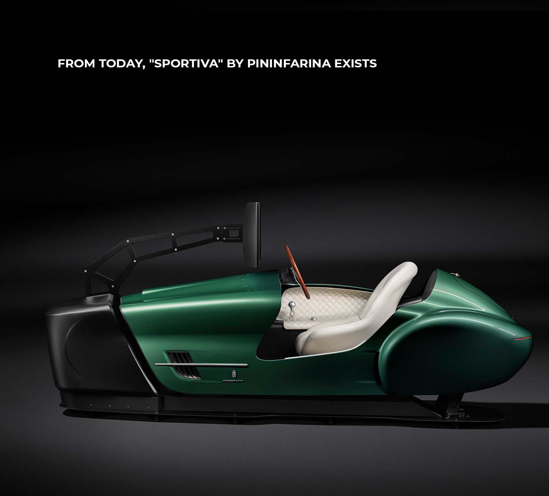 Sportiva by Pininfarina